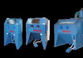 eco blast sandblast cabinets