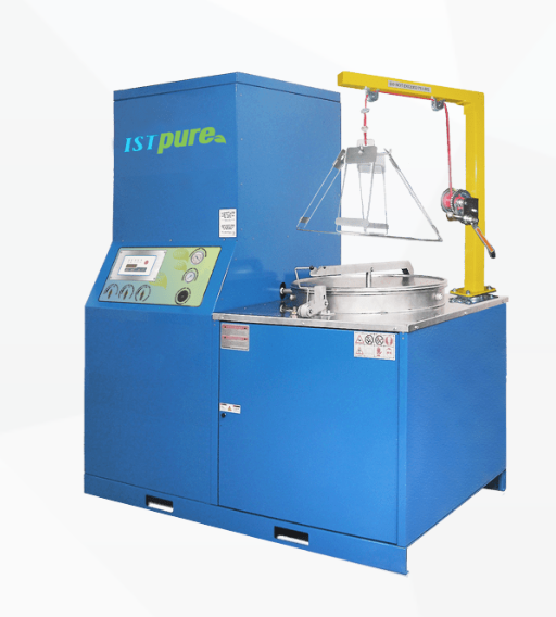 ISTpure SR Series Batch-Type Solvent Recyclers
