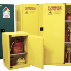 safety paint storage units