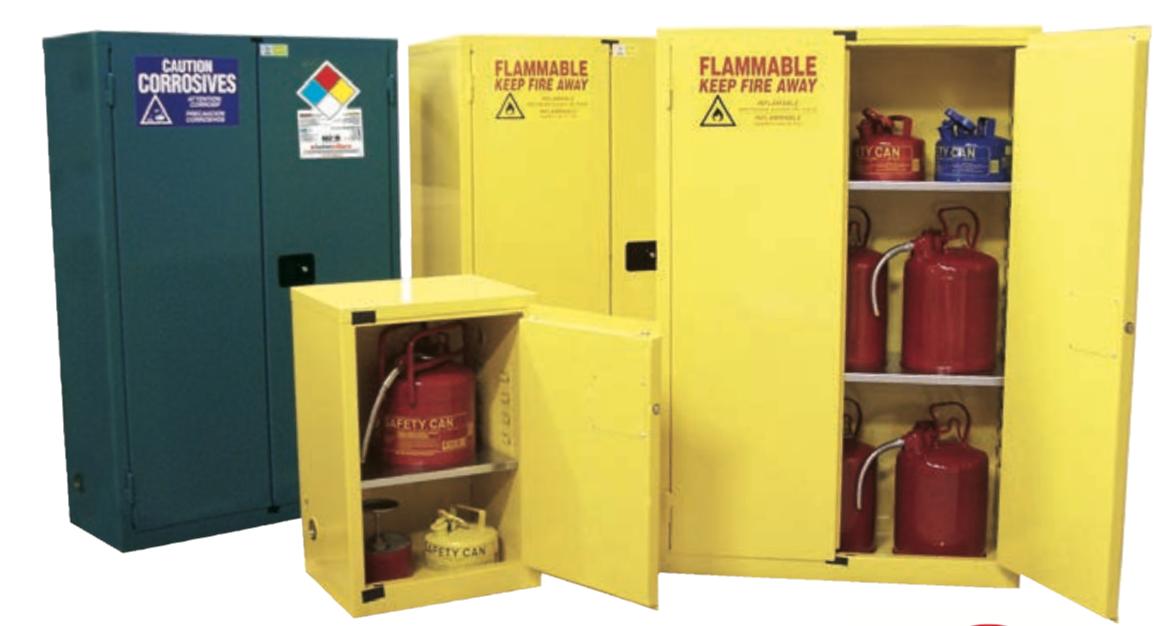 safety paint storage units