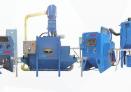 ISTblast automated sandblasting systems