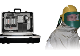 ISTblast breathing air supply hoods and systems