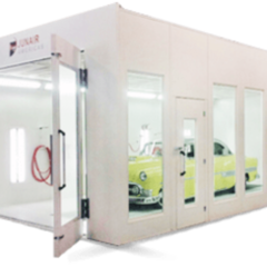 Junair Auto Paint Spray Booth