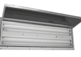 Slim :right Series industrial lighting